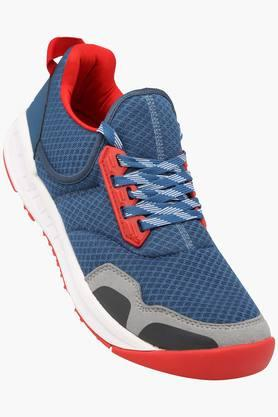 LEE COOPERMens Mesh Lace Up Sports Shoes - 202523282