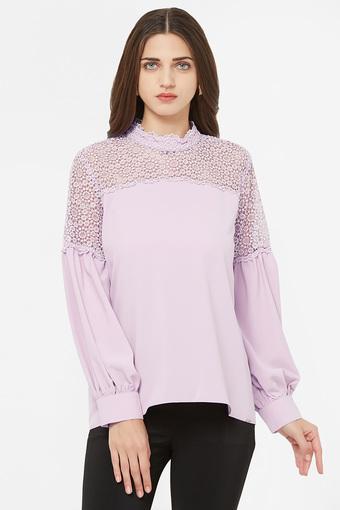 BEBE -  LilacT-Shirts - Main