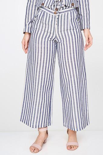 AND -  LtgreyTrousers & Pants - Main