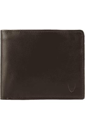 HIDESIGNMens Croco Leather 1 Fold Wallet
