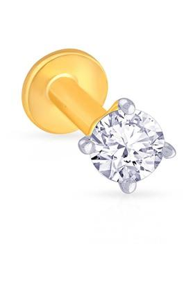 MALABAR GOLD AND DIAMONDSWomens Diamond Nosepin UINSP00056