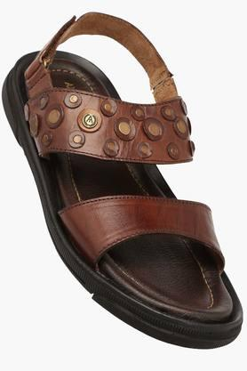 ALBERTO TORRESIMens Casual Velcro Closure Sandal - 201389293