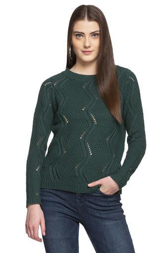 VERO MODA -  Apple GreenWinterwear - Main