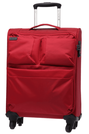 429aed5a6 Buy CARLTON Unisex Convilite Soft Trolley   Shoppers Stop
