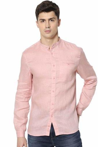 CELIO -  BrownCasual Shirts - Main
