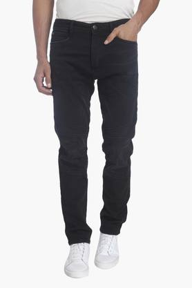 JACK AND JONES Mens 5 Pocket Stretch Jeans (Erik Fit) - 201415685