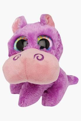 Unisex Baby Hippopotamus Soft Toy