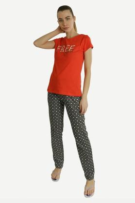 SWEET DREAMS - Red Loungewear - 3