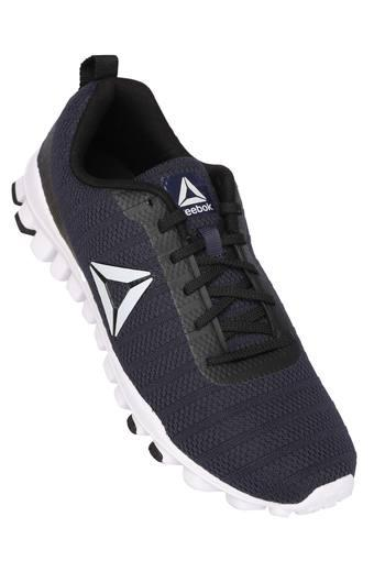 REEBOK -  Navy Sports Shoes & Sneakers - Main
