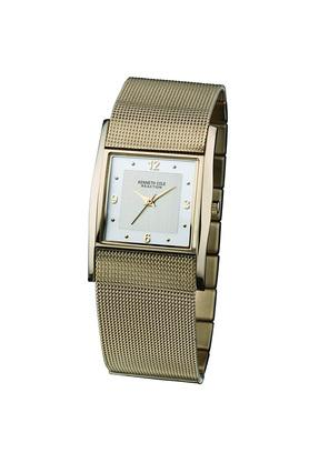 082fe15f4 X KENNETH COLE Mens Silver Dial Stainless Steel Analogue Watch - IKC4610