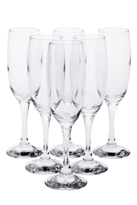 Imperial Champagne Glass (Set Of 3)