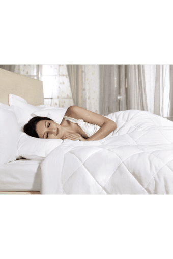 Advansa White Duvet King - 9950012