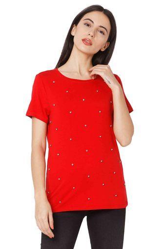 SPYKAR -  RedT-Shirts - Main