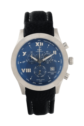 Mens Blue Dial Watch NE9216SL03