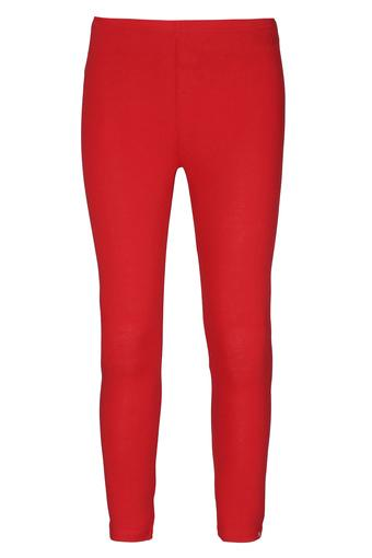BIBA GIRLS -  Red Biba Girls Flat 50% Off - Main