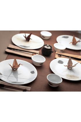 CORELLEGold Smooth (Set Of 6) - Small Plate