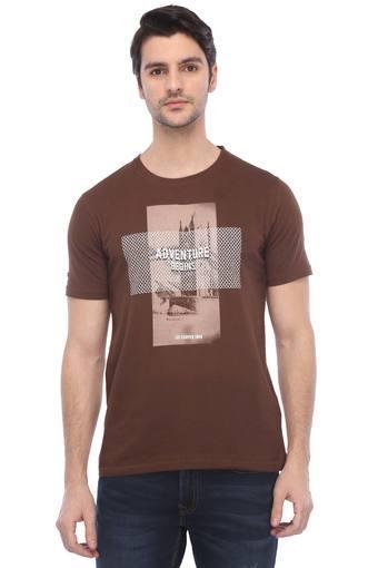 LEE COOPER -  CoffeeT-shirts - Main