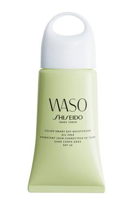 Unisex Waso Color Smart Day Time Moisturizer Oil Free SPF 30 - 50 ml