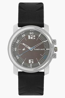 FASTRACK Mens Brown Dial Analog Watch