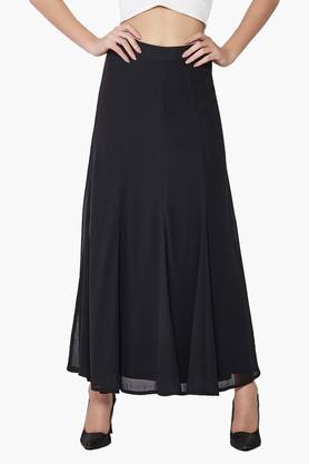 AND Womens Panelled Maxi Skirt