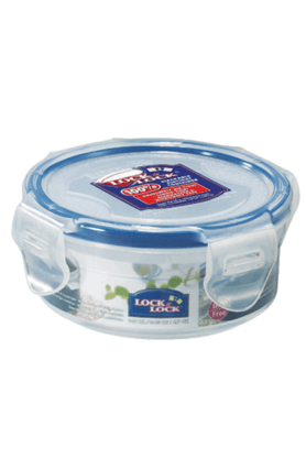 LOCK & LOCK Classics Round Short Food Container - 140ml