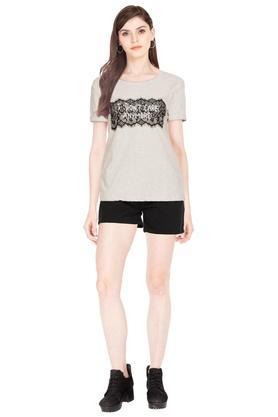 MSTAKEN - GreyT-Shirts - Main