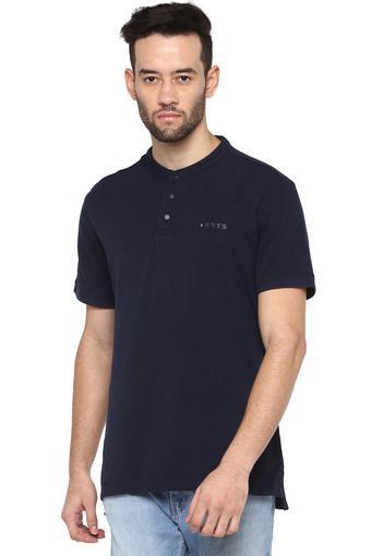 LEVIS -  Sky BlueT-shirts - Main