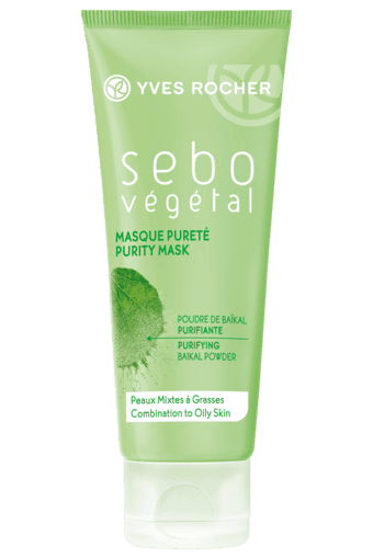 Sebo Vegetal Purity Mask 75ML