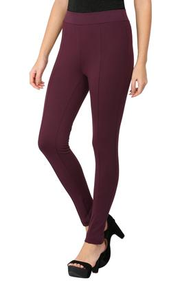 VAN HEUSEN - Purple Trousers & Pants - 2