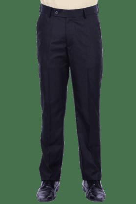 Mens Regular Fit Trousers