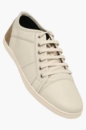 LOUIS PHILIPPE Mens Lace Up Sneakers