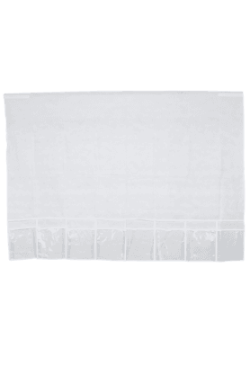 WHITMOR Bed Skirt Organiser