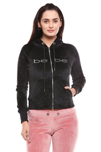 BEBE -  Black Winterwear - Main