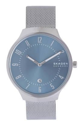 Mens Blue Dial Analogue Watch - SKW6521I