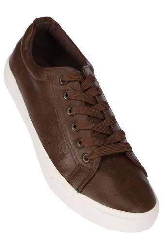 ALLEN SOLLY -  BrownPANTONE COLOR 2020 FOOTWEAR AND BAGS - Main
