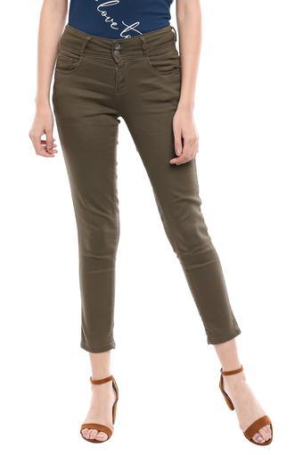 KRAUS -  OliveJeans & Leggings - Main