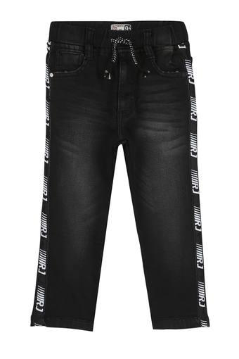 RUFF -  BlackBottomwear - Main