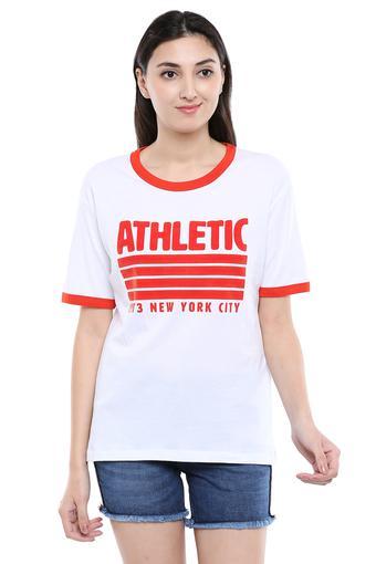 ONLY -  Mastic WhiteT-Shirts - Main