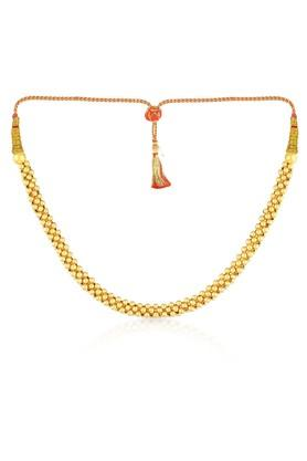Womens Divine Gold Necklace NNKTH021
