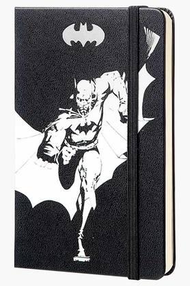 WILLIAM PENN Batman Leather Hard Cover Note Book With A6 Plain Paper