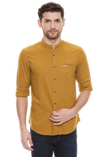 U.S. POLO ASSN. DENIM -  Imperial YellowCasual Shirts - Main