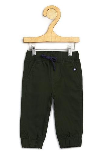 UNITED COLORS OF BENETTON -  OliveTrack Pants - Main