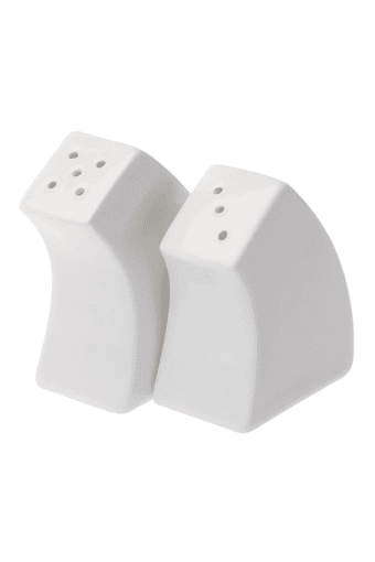 Salt And Pepper Shaker With Tray