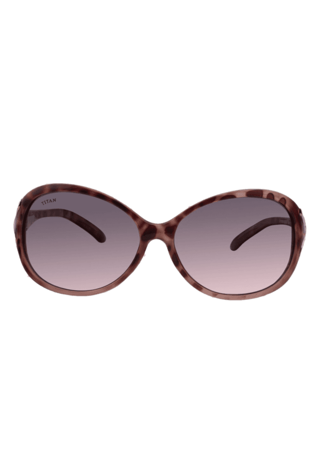 Womens Gradient smoke Glares - G188PLFLTB