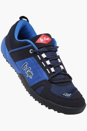 LEE COOPER Mens Mesh Lace Up Sports Shoes - 202523295_9324