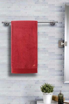 MASPAR - Red Bath Towel - 1