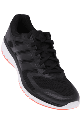 ADIDAS Mens Duramo Elite Lace Up Running Shoe