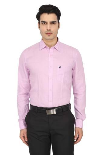 ALLEN SOLLY -  Pink Mix Shirts - Main