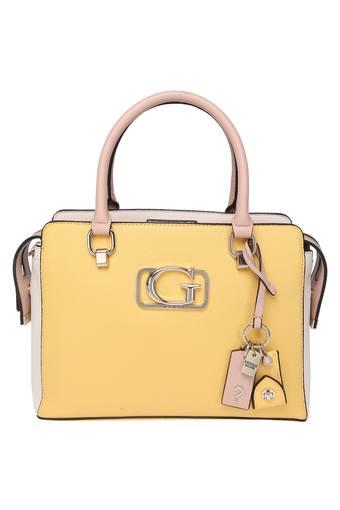 GUESS -  Yellow Handbags - Main