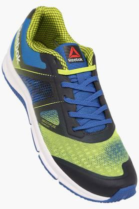 Mens Mesh Lace Up Sports Shoes - 202375275